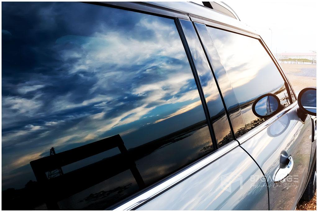ฟิล์มกรองแสง ติดรถยนต์