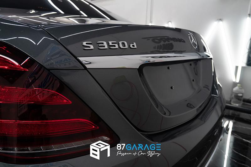 Benz S350d