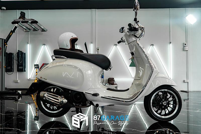 Vespa Sprint 125 White