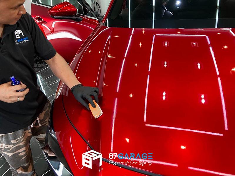 Mazda Cx-30 RED