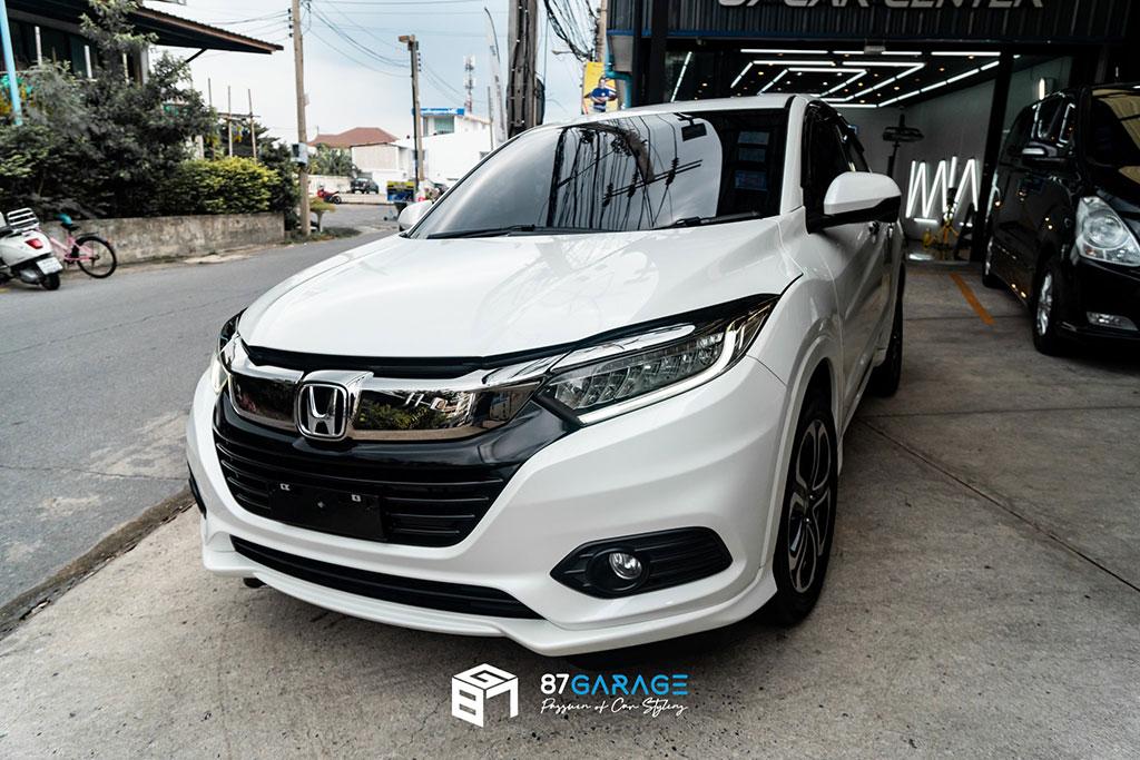 Honda HRV White