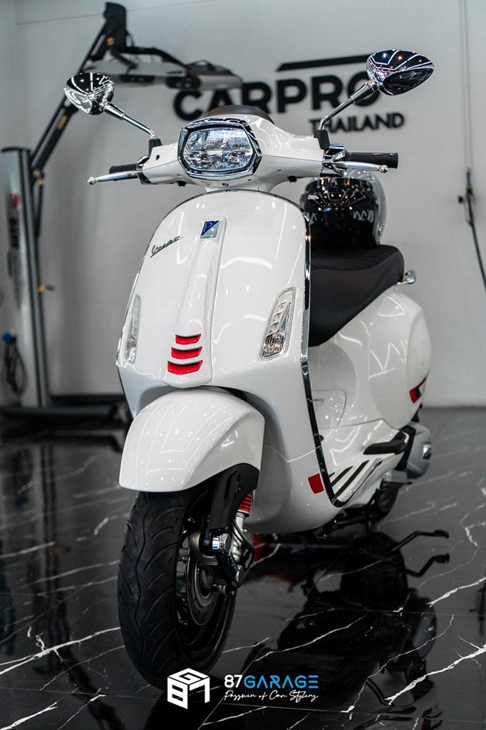 Vespa Sprint White